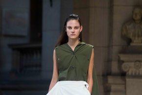 Hong Kong Based Fashion Designer Brand: FFIXXED Studios RTW SS2017 inParis