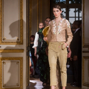 Pascal Millet Ready-To-Wear SS2017 in Paris