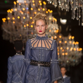 Andrew Gn Ready-to-Wear SS2017 in Paris – Video