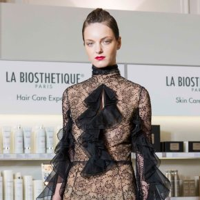 Lana Mueller first show in Paris FW2017 with exclusive interview with thedesigners
